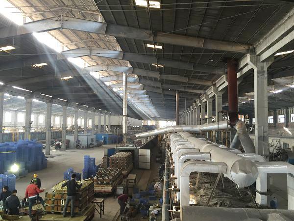 140米长隧道窑炉